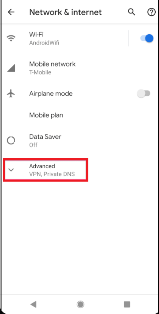 How to set up a VPN on Android 2