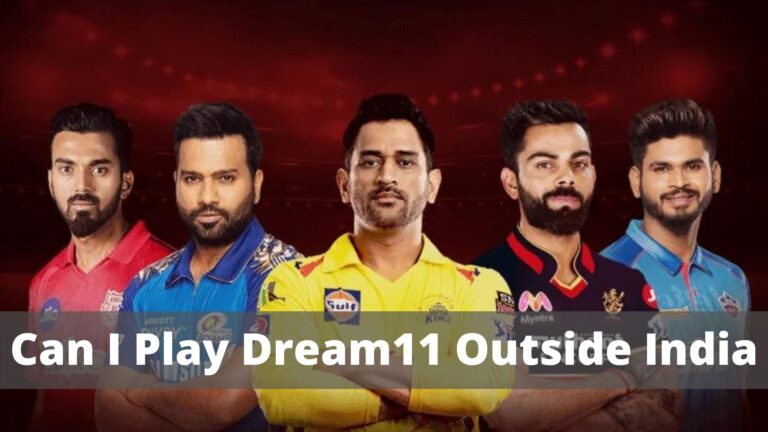 Can I Play Dream11 Outside India