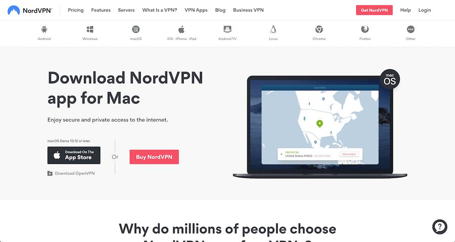 NordVPN mac Download