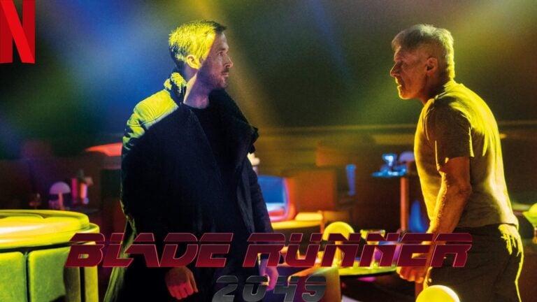 Blade Runner 2049 (2017): Watch it on NetFlix