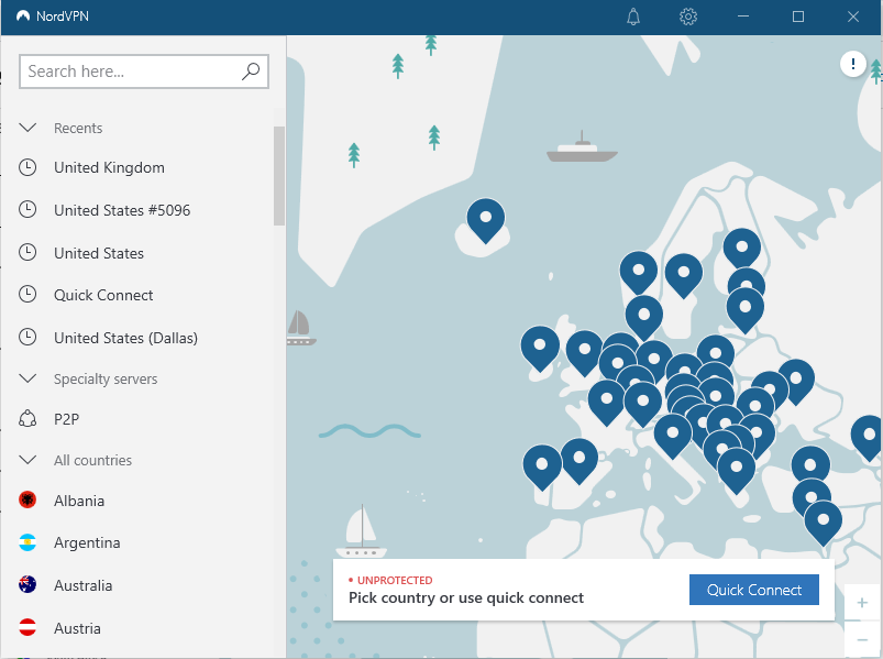 Connect To NordVPN