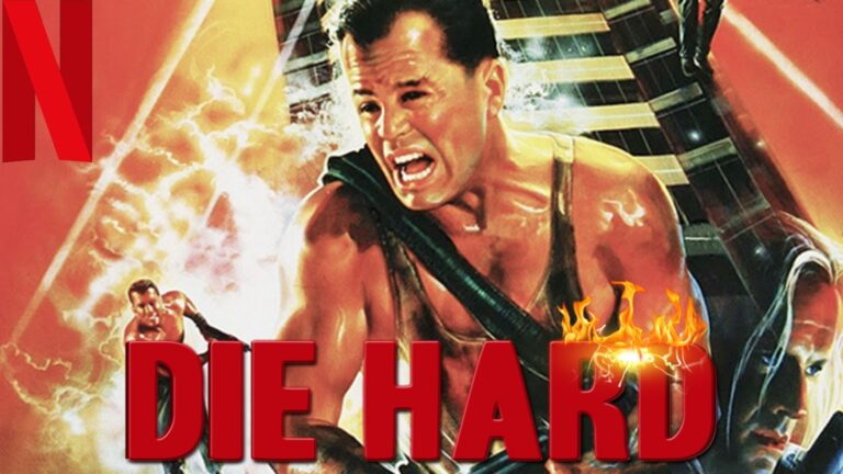 Die Hard (1988): Watch it on NetFlix