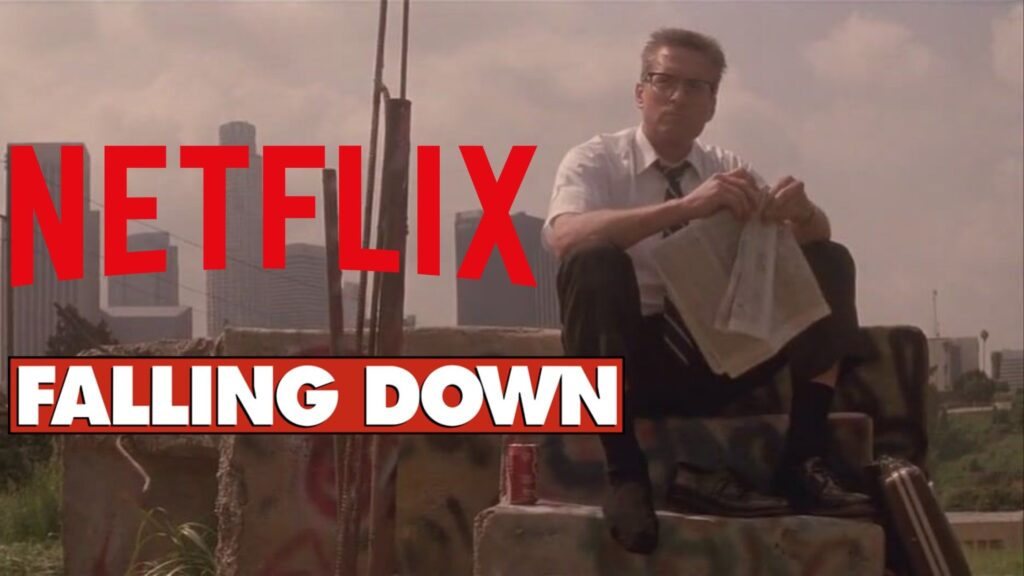 Falling Down (1993): How to watch it on NetFlix From Anywhere in the World