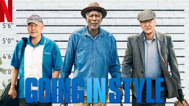Going in Style (2017): Watch it on NetFlix