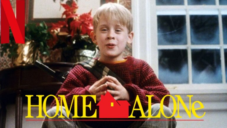 Home Alone (1990): Watch it on NetFlix