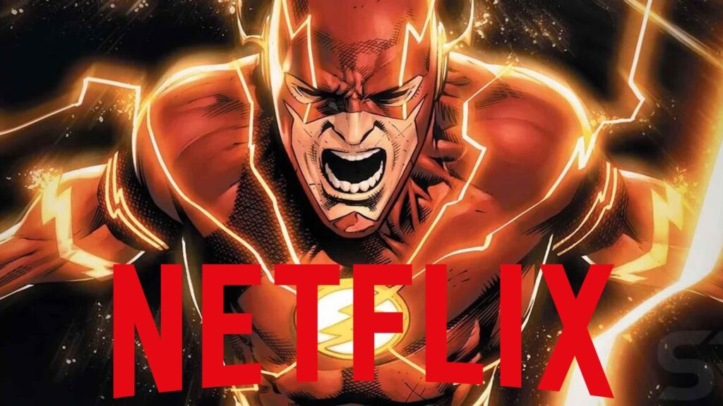 How to Watch Flash all 6 seasons on NetFlix From Anywhere in The World