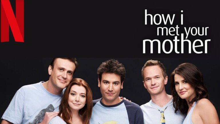 How to Watch How I Met Your Mother all seasons on NetFlix From Anywhere in The World