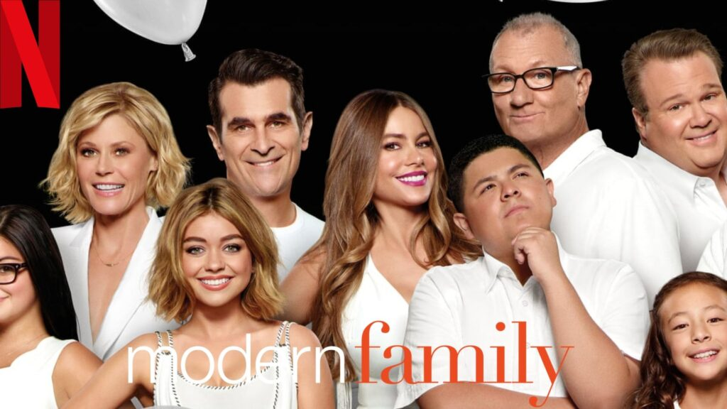 How to Watch Modern Family all seasons on NetFlix From Anywhere in The World