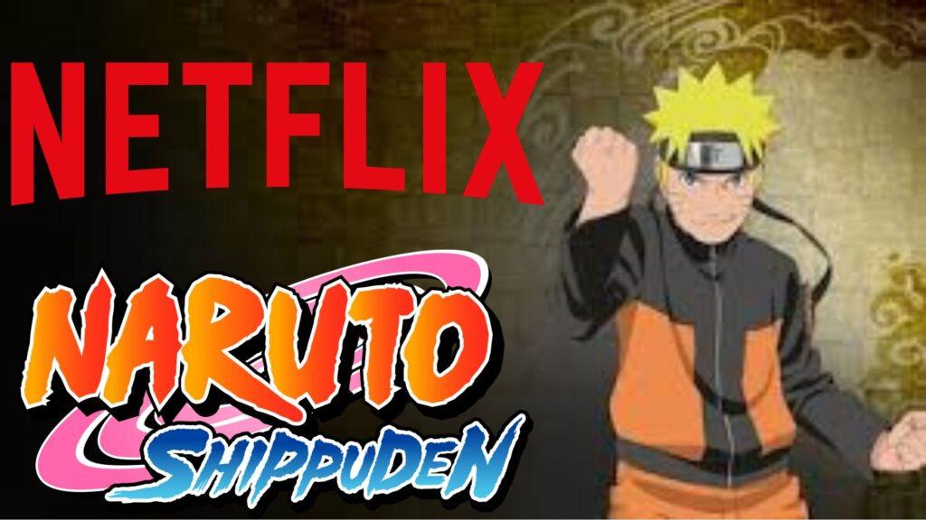 Cómo ver a Naruto Shippuden todas las temporadas en NetFlix desde cualquier lugar del mundo