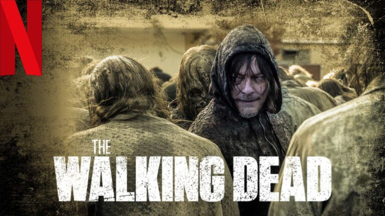 How to Watch TWD all 10 seasons on NetFlix From Anywhere in The World