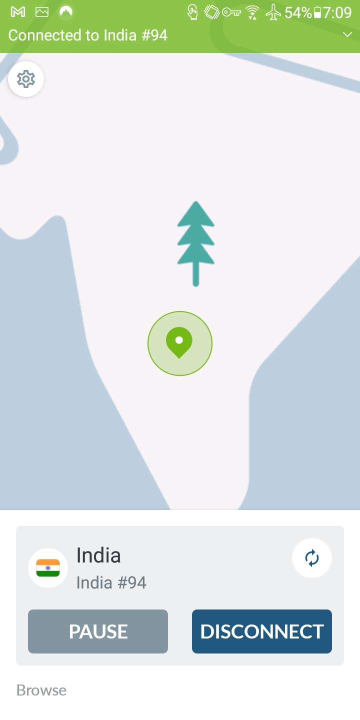 Install NordVPN in Android Devices 1