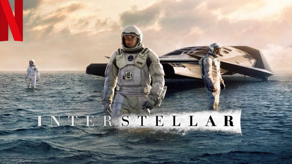 Interstellar (2014): Watch it on NetFlix From Anywhere in the World