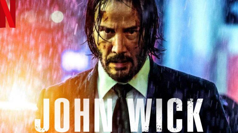 John Wick (2014): Watch it on NetFlix