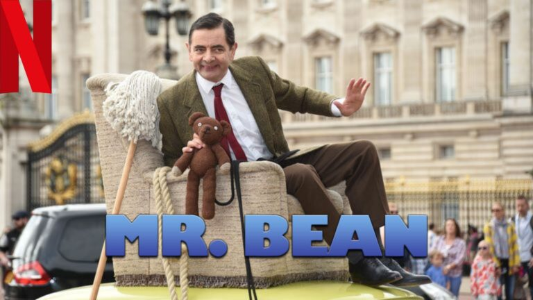 Mr Bean: How to Watch it on NetFlix From Anywhere in The World