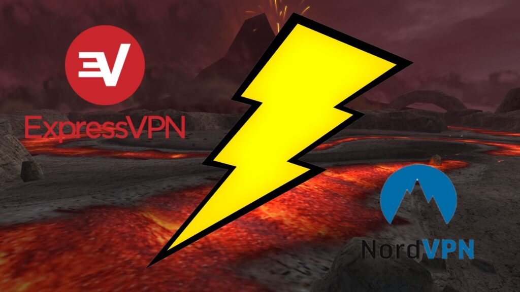 NordVPN vs ExpressVPN: Which One To Choose, and Live Speed Test