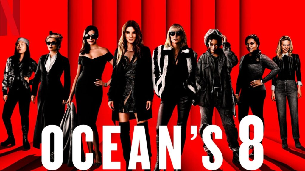 Ocean's 8 (2018): How to watch it on NetFlix