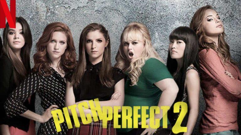 Pitch Perfect 2 (2015): Watch it on NetFlix