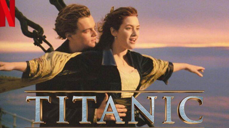 Titanic (1997): Watch it on NetFlix