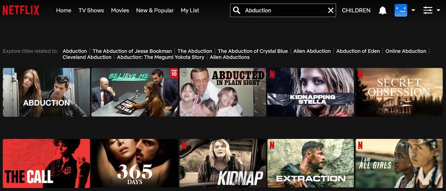 Watch Abduction (2011) on Netflix 2