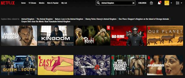 Watch Animal Kingdom on Netflix 2