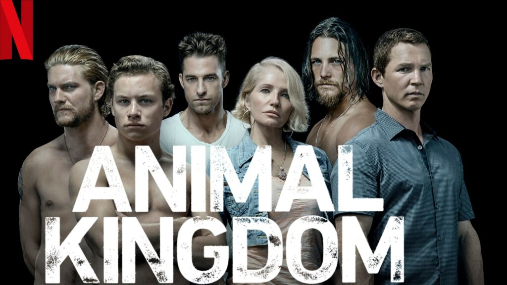 Regardez Animal Kingdom: All 4 Seasons sur NetFlix