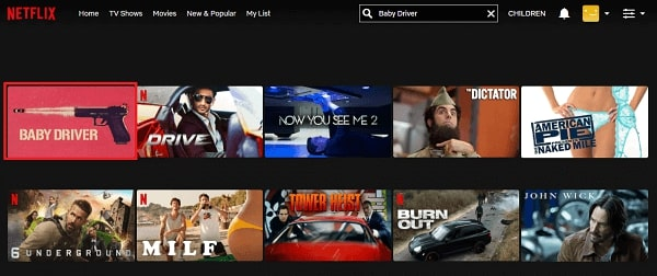 Watch Baby Driver (2015) on Netflix 2