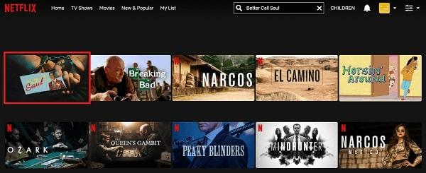 Watch Better Call Saul on Netflix 2