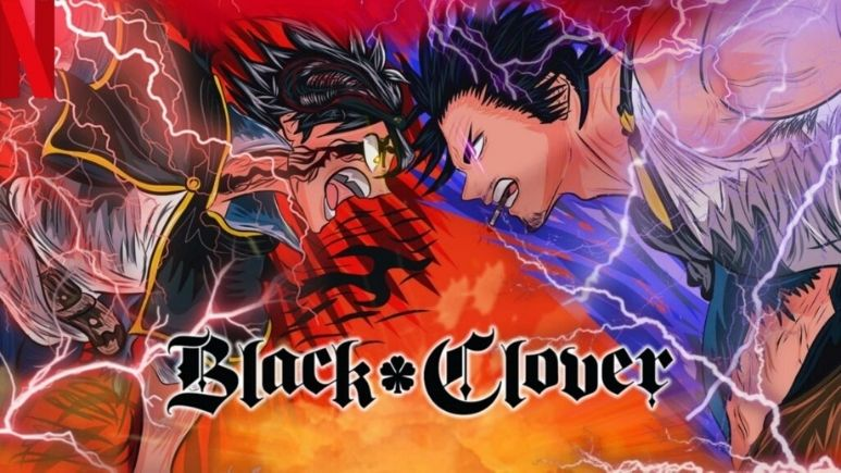 Watch Black Clover on Netflix