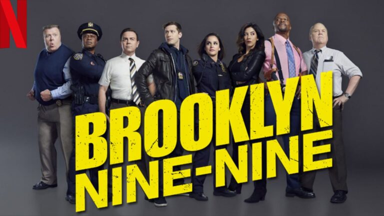 Watch Brooklyn Nine-Nine all seasons on NetFlix