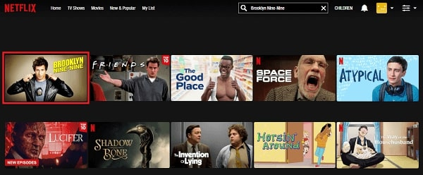 Watch Brooklyn Nine-Nine on Netflix 2