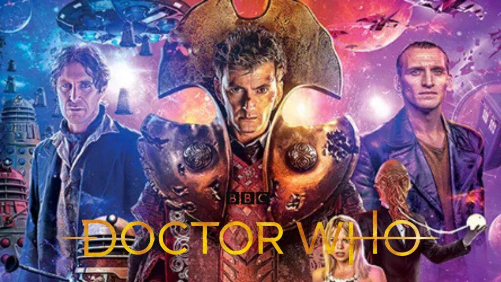 Watch Doctor Who on Netflix