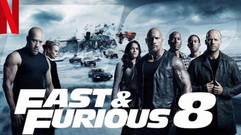 Watch Fast & Furious 8 (2017) on Netflix