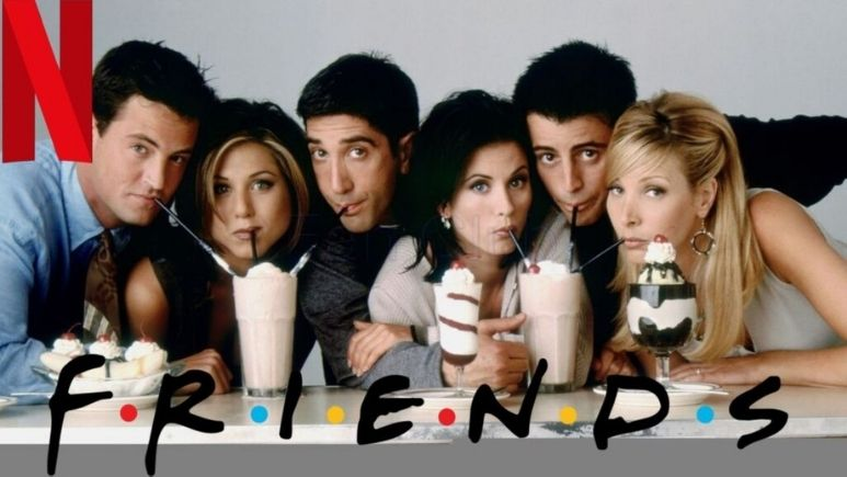 Watch Friends on Netflix