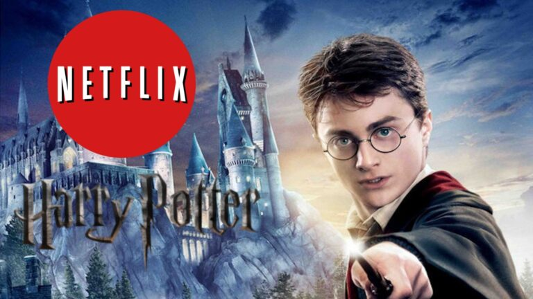 Watch Harry Potter all 8 Parts on NetFlix From Anywhere in The World