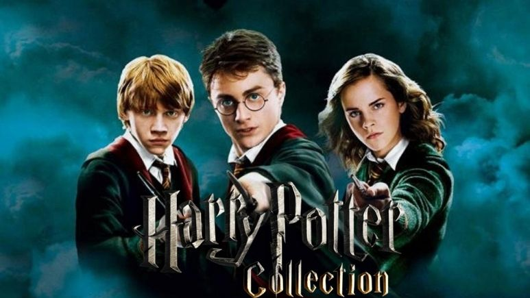 Watch Harry Potter all 8 Parts on Netflix