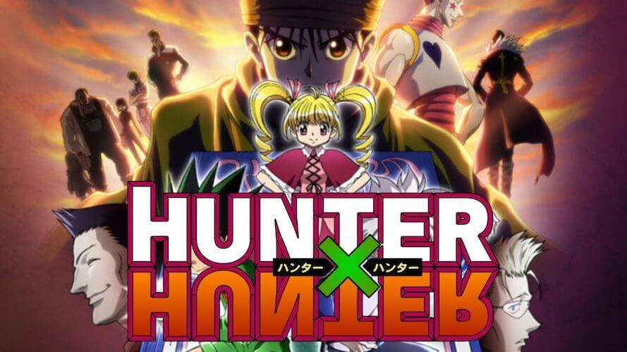 Watch Hunter X Hunter all 6 Seasons on NetFlix