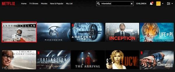 Watch Interstellar (2014) on Netflix 2