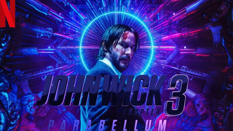 Watch John Wick: Chapter 3 (2019) on NetFlix