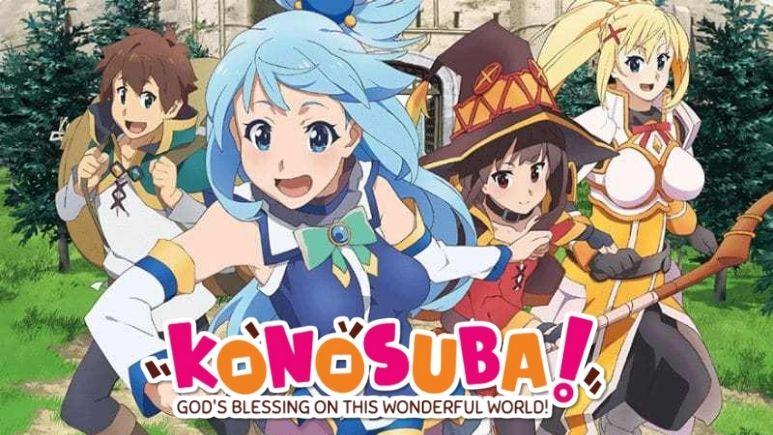 Watch KonoSuba - God's Blessing on Netflix