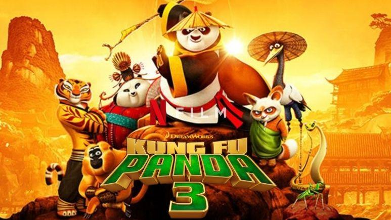 Watch Kung Fu Panda 3 (2016) on Netflix