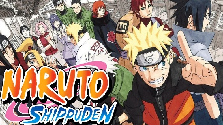 Assista Naruto Shippuden All 21 Seasons no Netflix