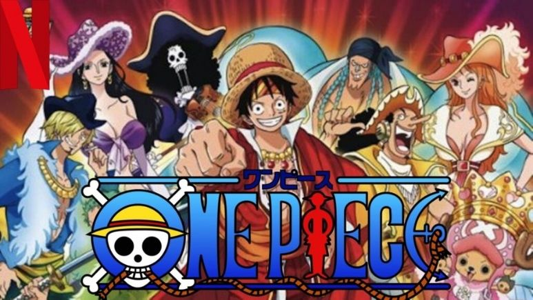 Watch One Piece on Netflix