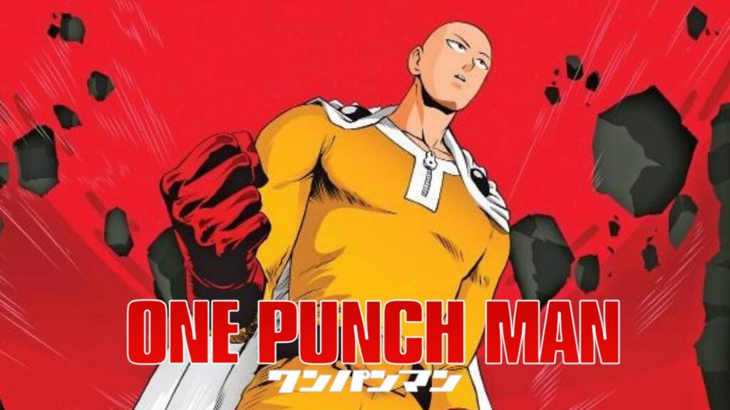 Watch One-Punch Man both of the 2 on NetFlix