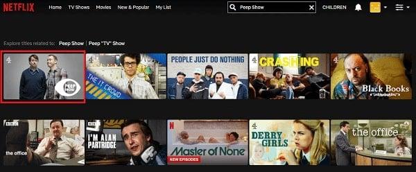 Watch Peep Show on Netflix 2