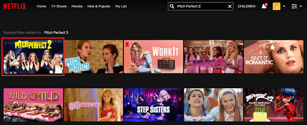 Watch Pitch Perfect 2 (2015) on Netflix 2