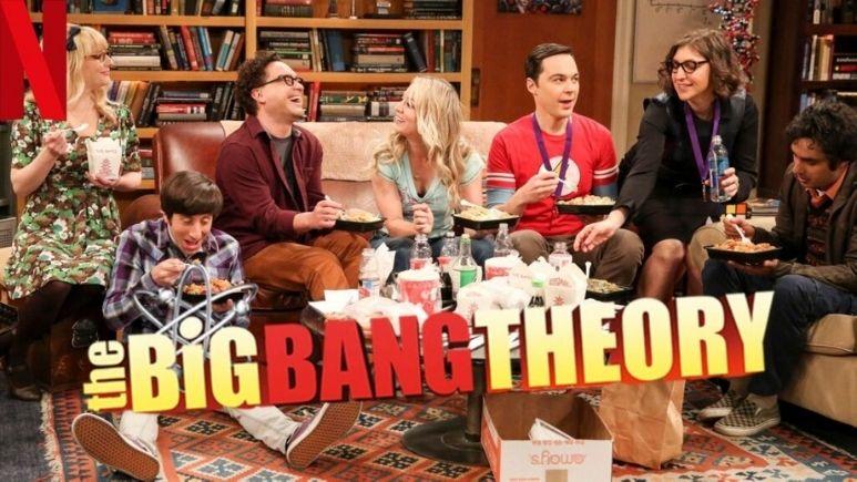The Big Bang Theory: All 12 Season on Netflix