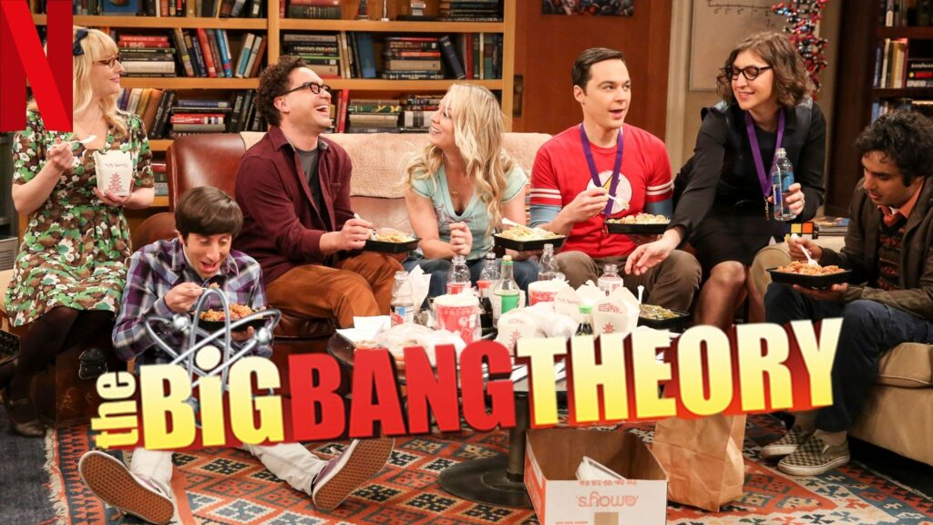 Watch The Big Bang Theory: Season 12 on NetFlix From Anywhere in the World