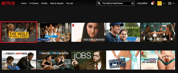 Watch The Wolf of Wall Street (2013) on Netflix 2