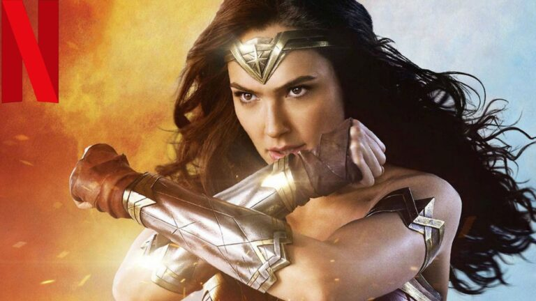 Wonder Woman (2017): Watch it on NetFlix
