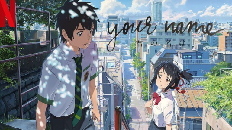 Your Name (2016): How to watch it on NetFlix